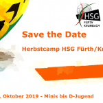 Handballcamp in den Herbstferien – SAVE THE DATE