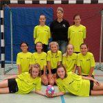 Weibl. D-Jugend beim Odenwaldcup erfolgreich