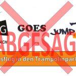 Jugend-Ausflug zum Trampolinpark abgesagt