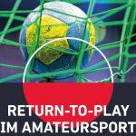 Covid-19: Vorbereitungen zur Wiederaufnahme des Sportbetriebs