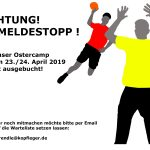 Ostercamp voll!