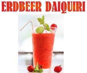 Erdbeer Daiqiri